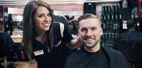 Sport Clips Haircuts of Clinton Highway​ stylist hair cut